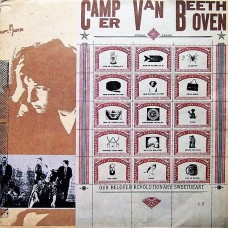 CAMPER VAN BEETHOVEN - OUR BELOVED REVOLUTIONARY SWEETHEART - LP 1988 - NEAR MINT