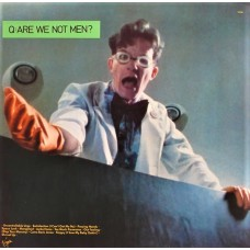 DEVO - Q: ARE WE NOT MAN? A: WE ARE DEVO! - LP UK 1978 - EXCELLENT