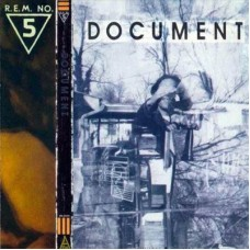 R.E.M. - DOCUMENT - LP 1987 - EXCELLENT++