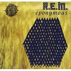 R.E.M. - EPONYMOUS - LP UK 1988 - ORIGINAL - EXCELLENT+