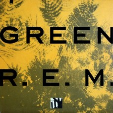 R.E.M. - GREEN - LP 1988 - ORIGINAL - EXCELLENT