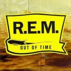 R.E.M. - OUT OF TIME - LP 1991 - ORIGINAL - EXCELLENT+