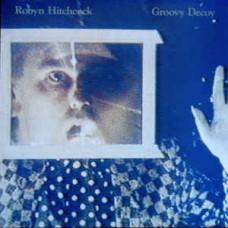 ROBYN HITCHCOCK - GROOVY DECOY - LP UK 1985 - EXCELLENT