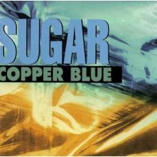 SUGAR - COPPER BLUE - LP 1992 UK - EXCELLENT+