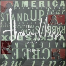THROWING MUSES - THROWING MUSES - LP UK 1986 - 4AD - EXCELLENT
