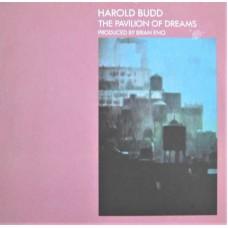 HAROLD BUDD - THE PAVILION OF DREAMS - LP USA 1981 - EXCELLENT+