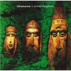 ULTRAMARINE - UNITED KINGDOMS - LP 1993 - NEAR MINT