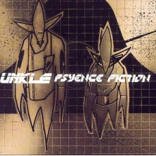 UNKLE - PSYENCE FICTION - LP UK 1998 - NEAR MINT