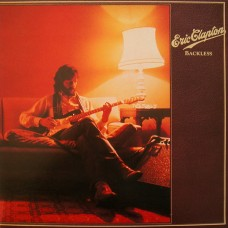 ERIC CLAPTON - BACKLESS - LP 1978 - ORIGINAL - EXCELLENT+