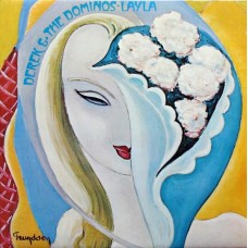 DEREK & THE DOMINOS - LAYLA AND OTHER ASSORTED LOVE SONGS - 2LP UK - EXCELLENT