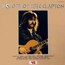 ERIC CLAPTON - HISTORY OF ERIC CLAPTON - LP UK - EXCELLENT