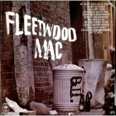 FLEETWOOD MAC - PETER GREEN'S FLEETWOOD MAC - LP UK 1973 - EXCELLENT-