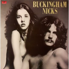 BUCKINGHAM NICKS - BUCKINGHAM NICKS - LP UK 1973 - EXCELLENT+