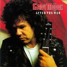 GARY MOORE - AFTER THE WAR - LP UK 1989 - ORIGINAL - EXCELLENT+