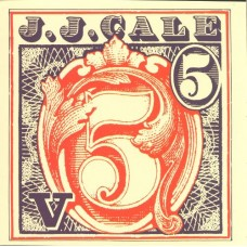 J.J. CALE - 5 - LP UK 1979 - EXCELLENT++