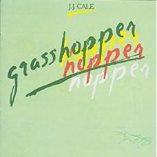 J.J. CALE - GRASSHOPPER - LP UK 1984 - EXCELLENT+