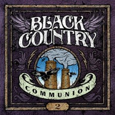BLACK COUNTRY COMMUNION - 2 - 2LP 2011 - NEAR MINT