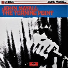 JOHN MAYALL - THE TURNING POINT - LP - EXCELLENT