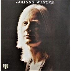 JOHNNY WINTER - JOHNNY WINTER - LP UK - EXCELLENT+