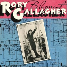 RORY GALLAGHER - BLUEPRINT - LP UK 1979 - NEAR MINT