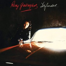 RORY GALLAGHER - DEFENDER - LP UK 1987 - EXCELLENT