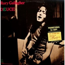 RORY GALLAGHER - DEUCE - LP  USA 1972 - PROMO - EXCELLENT