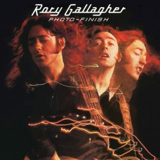 RORY GALLAGHER - PHOTO-FINISH - LP UK 1978 - EXCELLENT+