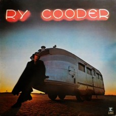 RY COODER - RY COODER - LP UK - NEAR MINT