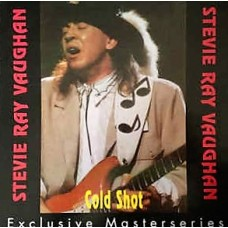 STEVIE RAY VAUGHAN AND DOUBLE TROUBLE - COLD SHOT - LP - EXCELLENT