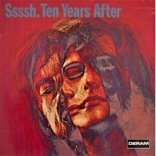 TEN YEARS AFTER - SSSSH. - LP UK 1969 - EXCELLENT+
