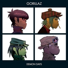 GORILLAZ - DEMON DAYS - LP 2018 - MINT