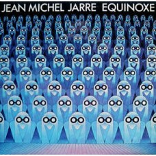 JEAN MICHEL JARRE - EQUINOXE - LP UK 1978 - EXCELLENT++