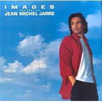 JEAN MICHEL JARRE - IMAGES - THE BEST OF JEAN MICHEL JARRE - LP 1991 - EXCELLENT+