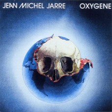 JEAN MICHEL JARRE - OXYGENE - LP UK - NEAR MINT