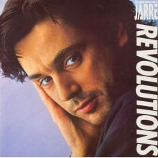 JEAN MICHEL JARRE - REVOLUTIONS - LP UK 1988 - EXCELLENT++