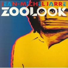 JEAN MICHEL JARRE - ZOOLOOK - LP UK 1984 - NEAR MINT