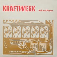 KRAFTWERK - RALF AND FLORIAN - LP UK 1973 - EXCELLENT+