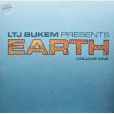 LTJ BUKEM - EARTH VOLUME ONE - 5 x LP 1996 UK - LIMITED EDITION - EXCELLENT