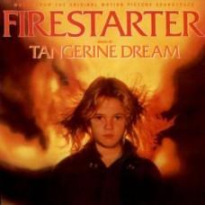 TANGERINE DREAM - FIRESTARTER - LP USA 1984 - EXCELLENT+