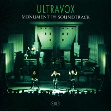 ULTRAVOX - MONUMENT THE SOUNDTRACK - LP UK 1983 - NEAR MINT