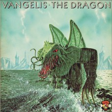 VANGELIS - THE DRAGON - LP UK 1978 - EXCELLENT