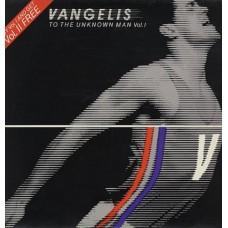 VANGELIS - TO THE UNKNOWN MAN VOL. I - LP 1982 - NEAR MINT