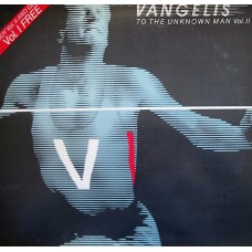 VANGELIS - TO THE UNKNOWN MAN VOL. II - LP 1982 - NEAR MINT