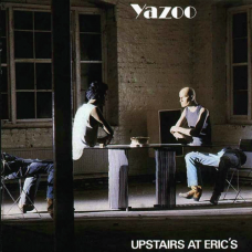 YAZOO - UPSTAIRS AT ERIC'S - LP UK 1982 - EXCELLENT+