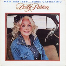 DOLLY PARTON - NEW HARVEST... FIRST GATHERING - LP UK 1977 - NEAR MINT