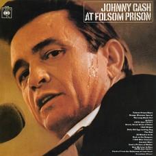 JOHNNY CASH - AT FOLSOM PRISON - LP UK 1968 - NEAR MINT