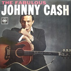 JOHNNY CASH - THE FABULOUS JOHNNY CASH - LP UK - EXCELLENT