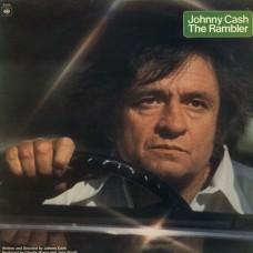 JOHNNY CASH - THE RAMBLER - LP UK 1977 - EXCELLENT+