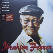IBRAHIM FERRER - BUENA VISTA SOCIAL CLUB PRESENTS IBRAHIM FERRER - 2LP 180g - RECORD STORE DAY 2016 - MINT