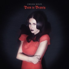 CHELSEA WOLFE - PAIN IS BEAUTY - LP 2013 - NEAR MINT